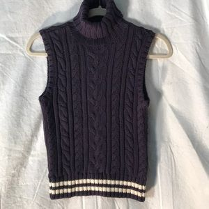 Ralph Lauren cotton sweater-vest